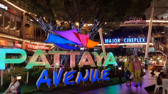 Major Cineplex - The Avenue Pattaya