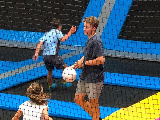 Bounce Inc Trampoline Park Cannington