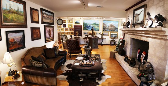 Texas Treasures Fine Art Gallery