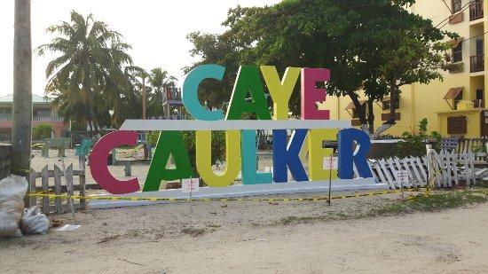 Caye Caulker, Belize: 20180121_181642_large.jpg