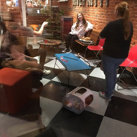 Cat Cafe In Evansville Indiana