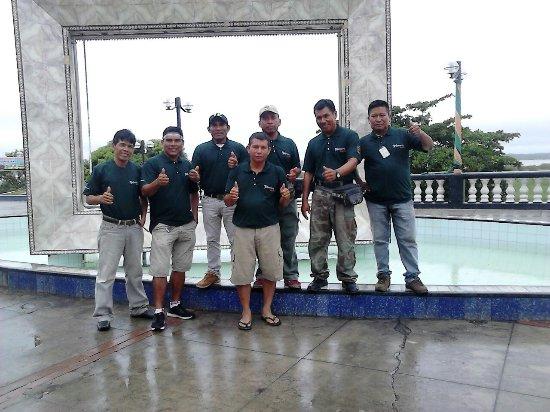 Plaza de Armas de Iquitos: operadores de yakumamatours buen servicio