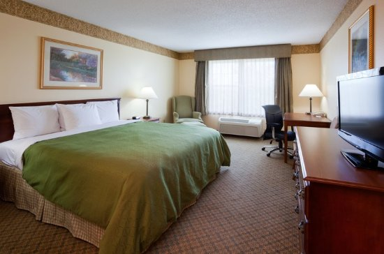 Albertville, MN: Guest room