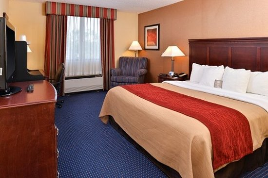 Inn of King of Prussia : Guest room