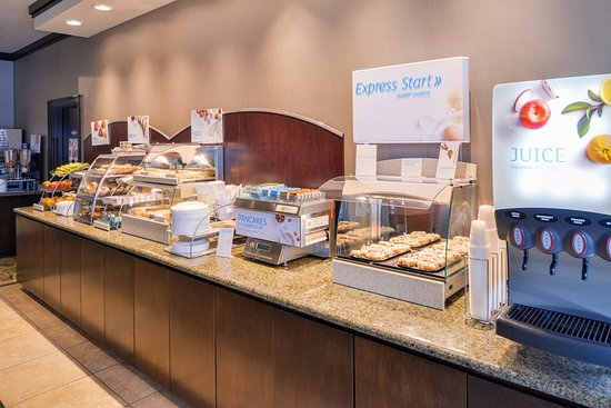 Holiday Inn Express Hotel & Suites Wichita Falls: Restaurant