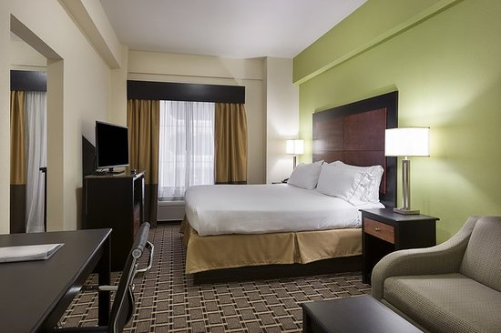 Holiday Inn Express & Suites Atlanta Downtown: Guest room