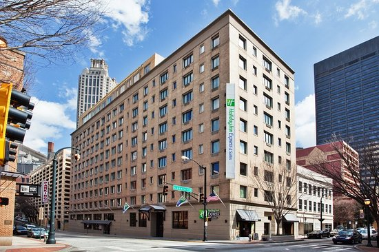 Holiday Inn Express & Suites Atlanta Downtown: Exterior