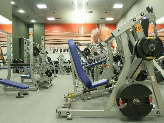 Vital Hotel: Health club