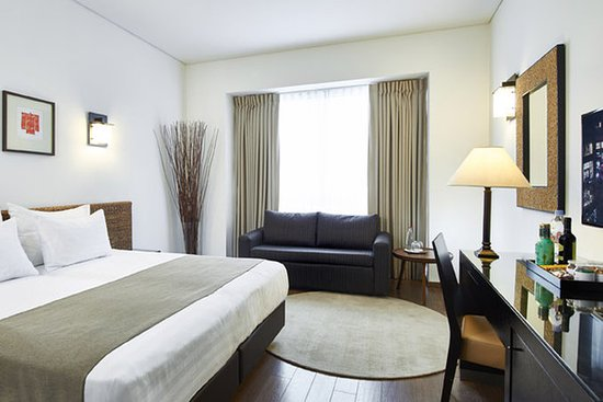 Vital Hotel: Guest room