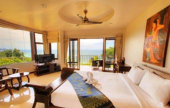 Sunset Hill Resort: Exterior