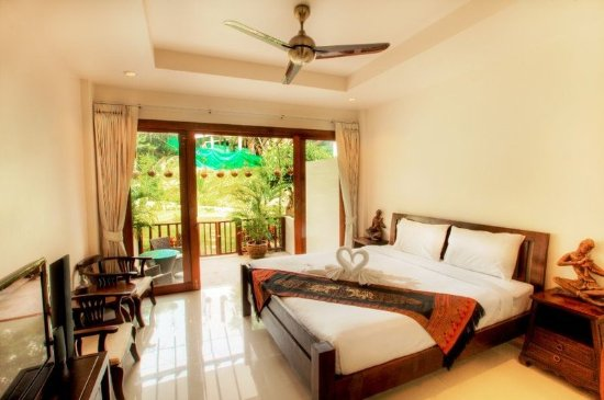 Sunset Hill Resort: Guest room