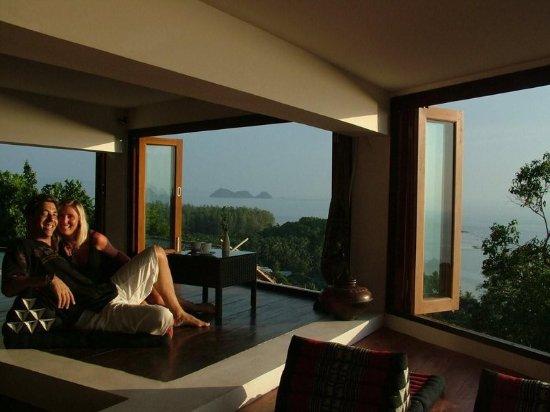 Sunset Hill Resort: Lobby