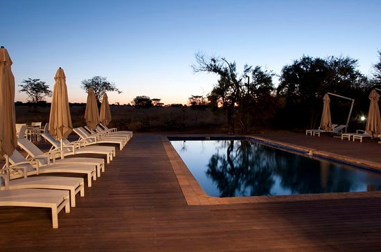 Waterberg, Νότια Αφρική: Pool