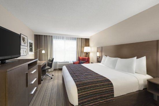 Platteville, WI: Guest room