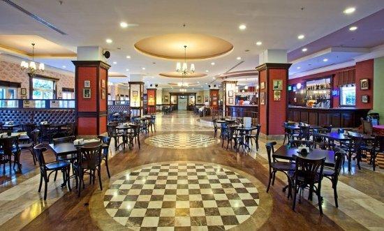 Orange County Resort Hotel Kemer: Bar/Lounge