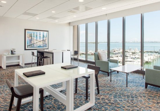 Miami Marriott Biscayne Bay: Meeting room