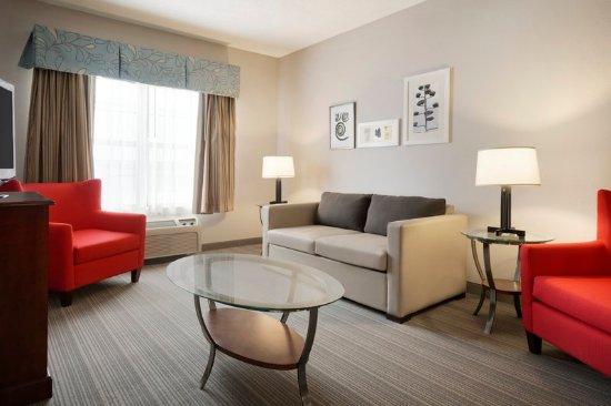 Country Inn U0026 Suites By Radisson, Salisbury, MD: Suite