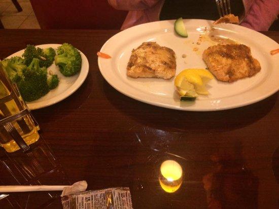 Hatfield, PA: Salmon Dinner