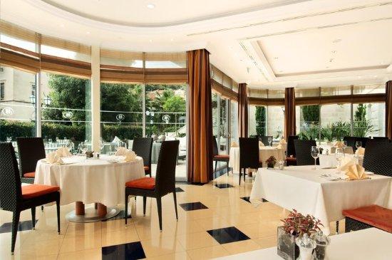 Hilton Imperial Dubrovnik: Restaurant