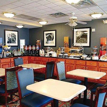 Hinesville, GA: Restaurant