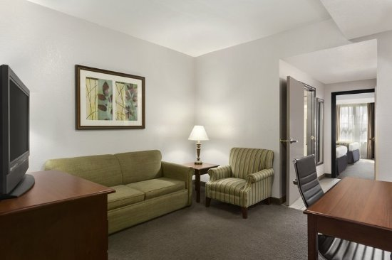 Country Inn & Suites by Radisson, Panama City Beach, FL: Suite