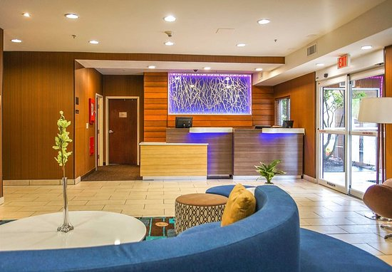 Fairfield Inn Tallahassee North/I-10: Lobby