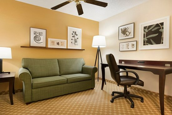 Country Inn & Suites by Radisson, Alexandria, MN: Suite