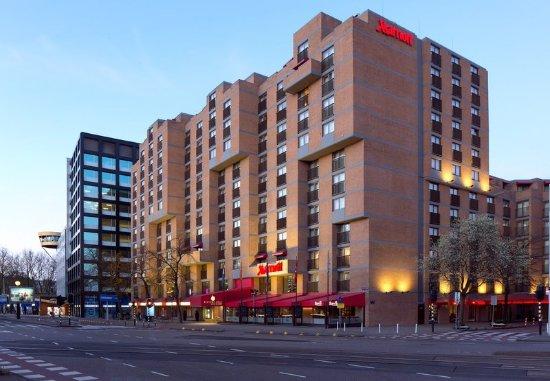 Amsterdam Marriott Hotel: Exterior