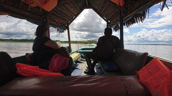 Lagunas, Peru: muy cerca del nacimiento del amazonas