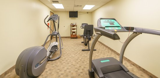 Creston, IA: Fitness Room