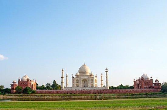 3-dagars privat tur: Taj Mahal och ...