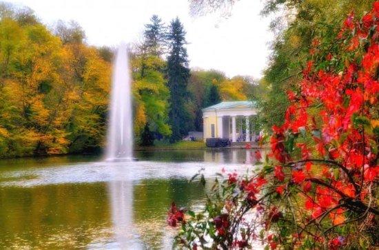 Fulldags Privat Sofievka Park i Uman...