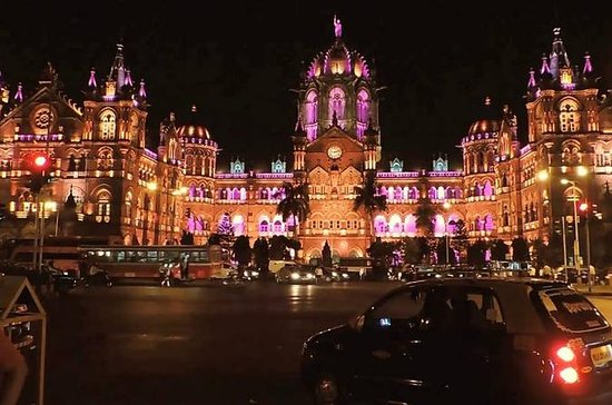 Mumbai Private 5-Hour Night Tour...