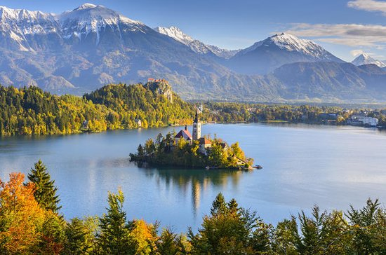 Full-Day Ljubljana and Bled Small-Group...