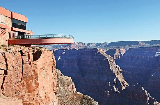 Grand Canyon West Rim Day Tour from Las...