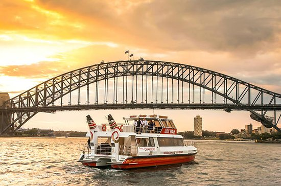 Sydney Harbour Joy Bar Sunset Cruise With Optional Dinner