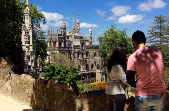 Guided Mystic and Romantic Sintra...