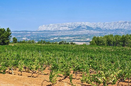 Day Tour Aix en Provence & Wine in...