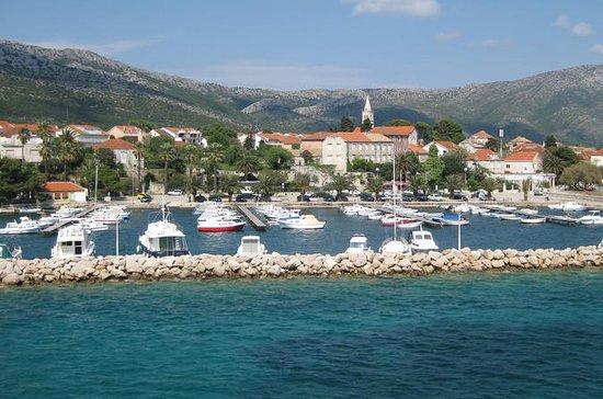 Dubrovnik vers Orebic Transfert privé...
