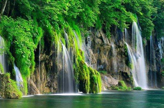 3 jours: Zagreb - Lacs de Plitvice...