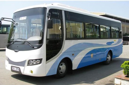 Daily Shuttle Bus from Tuan Chau...
