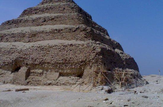 Pirámides de Giza, Sphinx, Memphis y Sakkara Trip