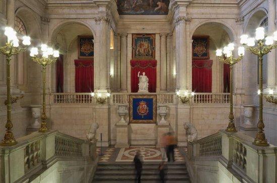 Palacio Real de Madrid und die...