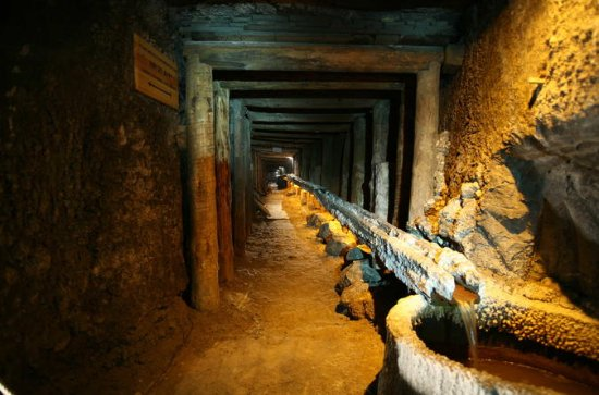 Paquete: Visita Guiada a la Mina de...