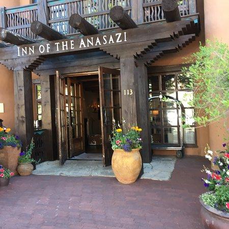 Rosewood Inn of the Anasazi: photo0.jpg