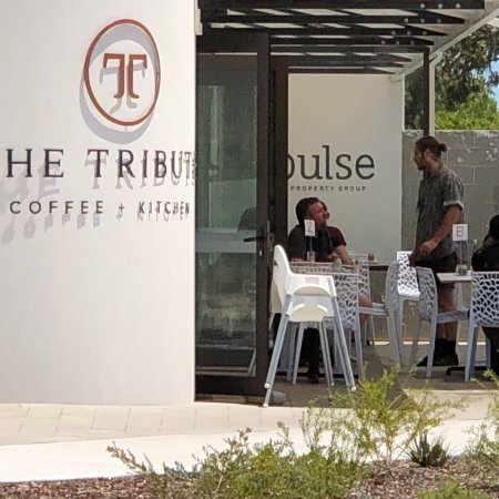 The Tribute Coffee and Kitchen
