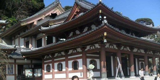 Hase-dera Temple: บริเวณวัด