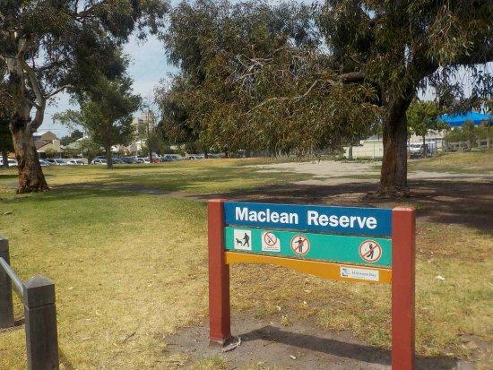 Maclean Reserve