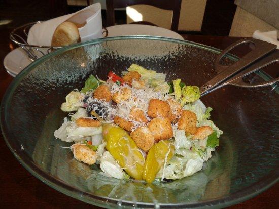Bottomless salad picture of olive garden las vegas - Olive garden italian restaurant las vegas nv ...