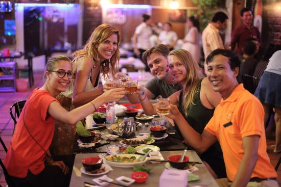Phnom Penh Nightlife Experience - Vespa Adventures - Picture of